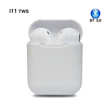 Tws Airpods i11 TWS Bluetooth Kulaklık iPhone Android Uyumlu Universal Airpods Yüksek Ses Kalitesi Renkli